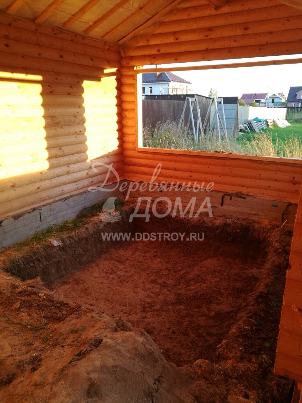 Продолжаются отделочные работы в м. Афанасово (21.09.2017)