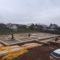 Начаты работы по строительству Гостевого дома в д. Песочнево (7.11.2017)