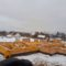 Продолжаются работы по строительству Гостевого дома в д. Песочнево (16.11.2017)