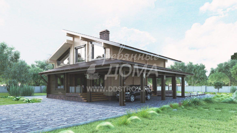 Дом «Таурас» — 476 м²