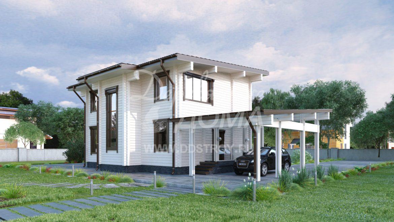Дом «Юрмала» — 212 м²