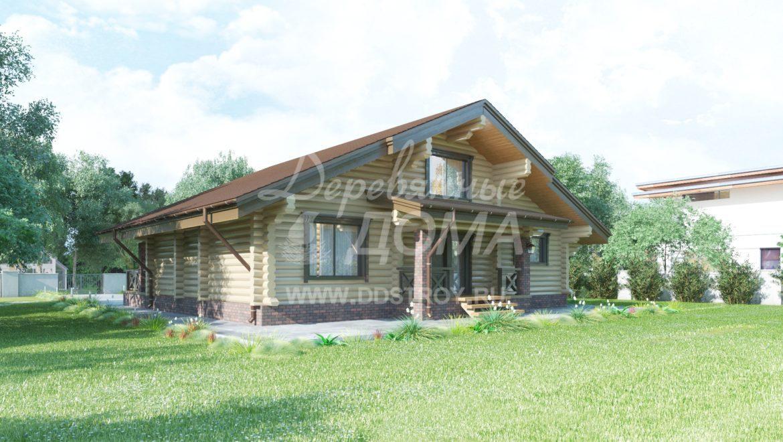 Дом «Альпы» — 248 м²