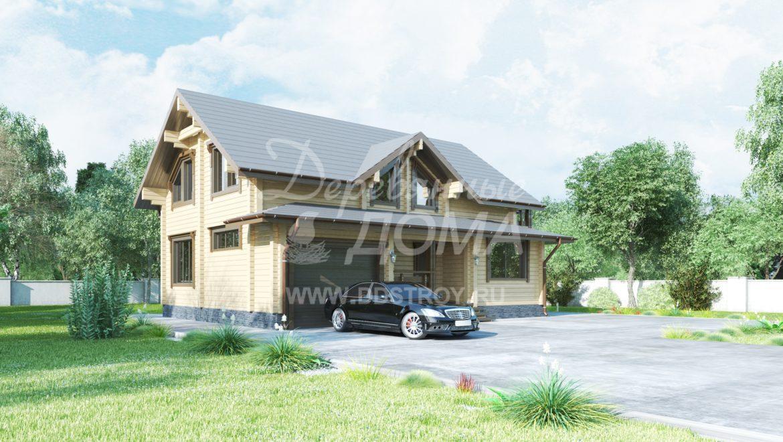 Дом «Орландо» — 197 м²