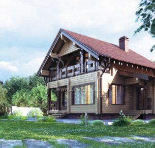 Дом «Ланс»