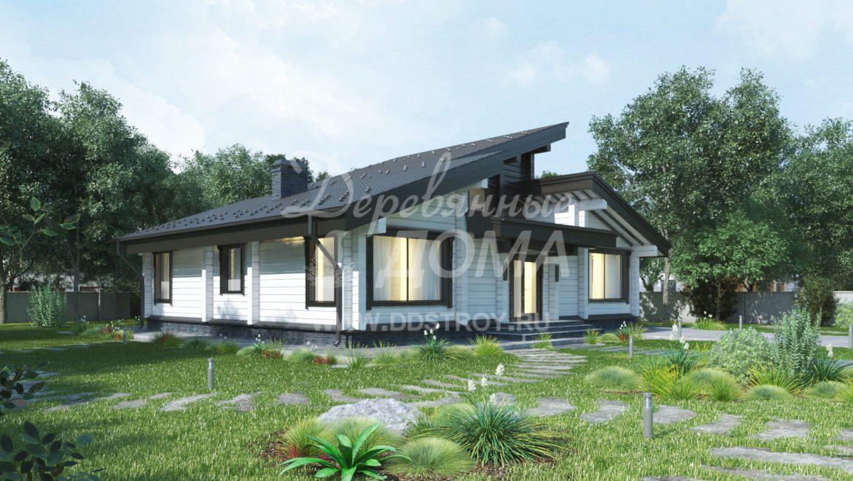 Дом «Анталия» — 225 м²