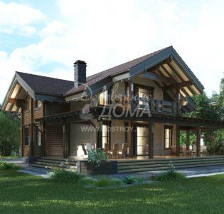 Дом «Довиль»