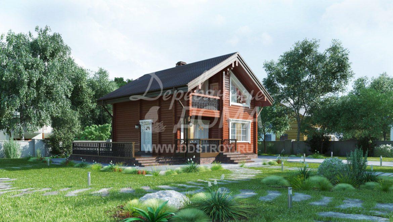 Дом «Орлеан» — 165 м²