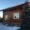 Монтаж окон в деревянном доме в д. Рожново (30.11.2018)