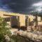 Возведение стен кирпичного одноэтажного дома в п. Озерный (15.09.2020)