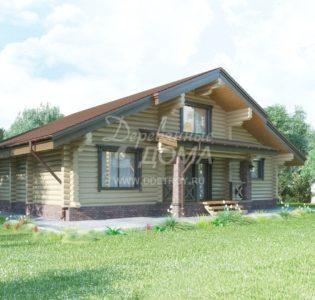 Дом «Альпы»