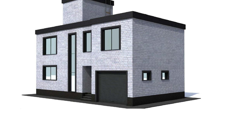 Подготовка строительной площадки под строительство двухэтажного дома с цокольным этажом общей  площадью 330 м2 (15.05.2021)